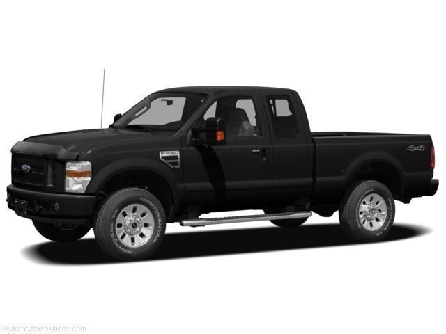 2008 Ford F-250 Truck Super Cab