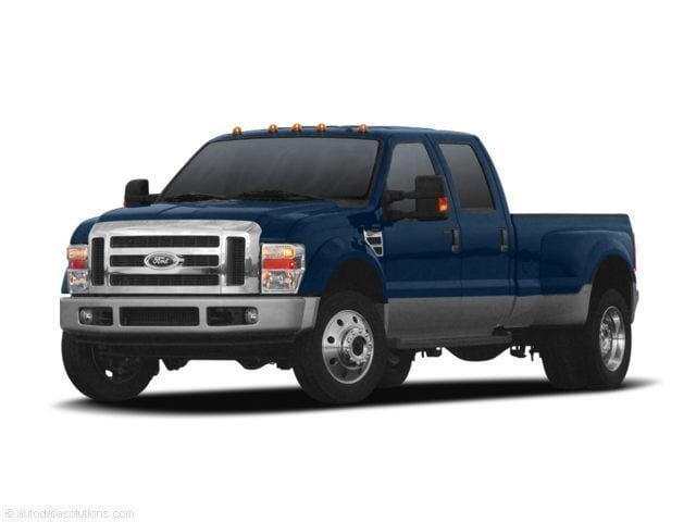 2008 Ford F-450 Truck Crew Cab