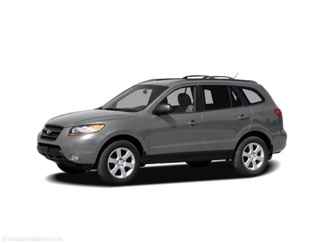 Used 2008 Hyundai Santa Fe Sport Utility in the Greater St. Paul & Minneapolis Area