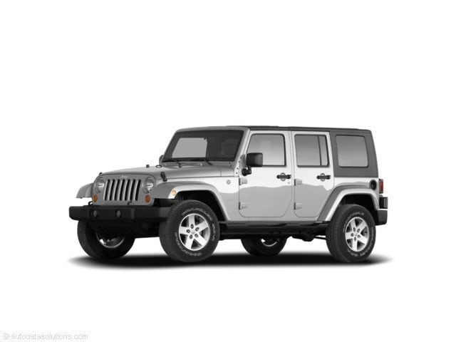 2008 Jeep Wrangler 4WD Unlimited X SUV