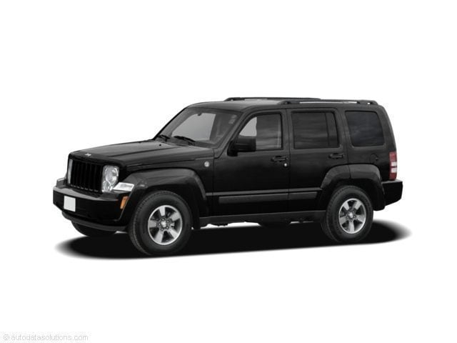 Used 2008 Jeep Liberty Limited Edition SUV in Denver