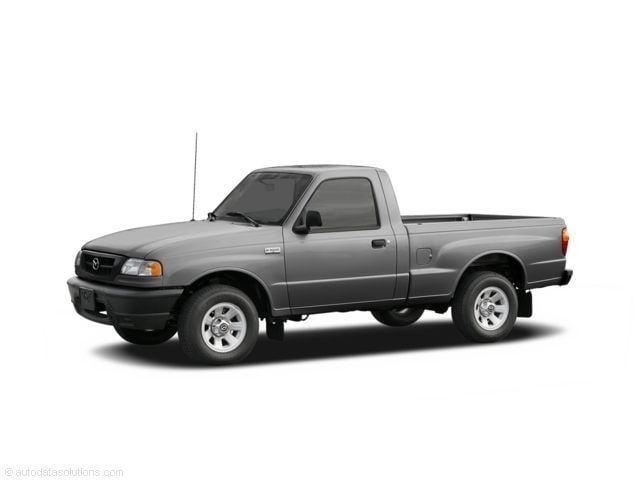 2008 Mazda B2300 Base Truck Regular Cab