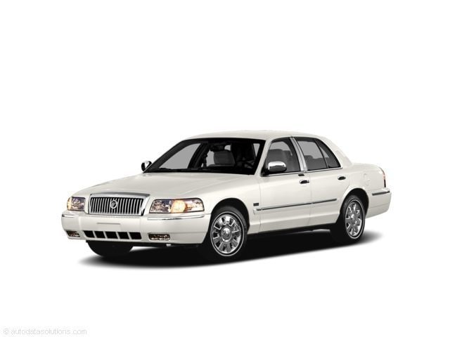 2008 Mercury Grand Marquis GS Sedan