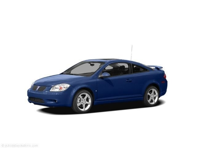 2008 Pontiac G5 Base Coupe