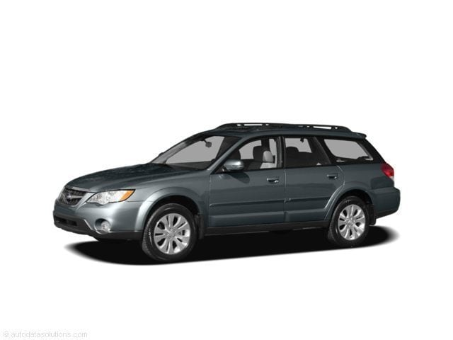 2008 Subaru Outback (Natl) Ltd Wagon