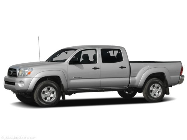 Used 2008 Toyota Tacoma Prerunner 2WD Dbl V6 AT  Natl Truck Double-Cab in Houston