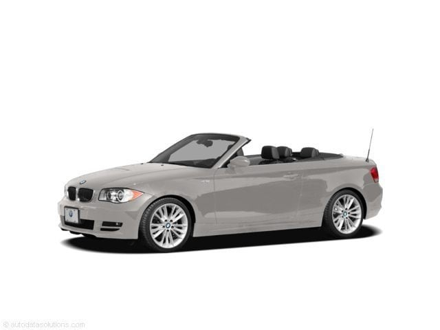 2009 BMW 1 Series 2dr Conv 135i Convertible