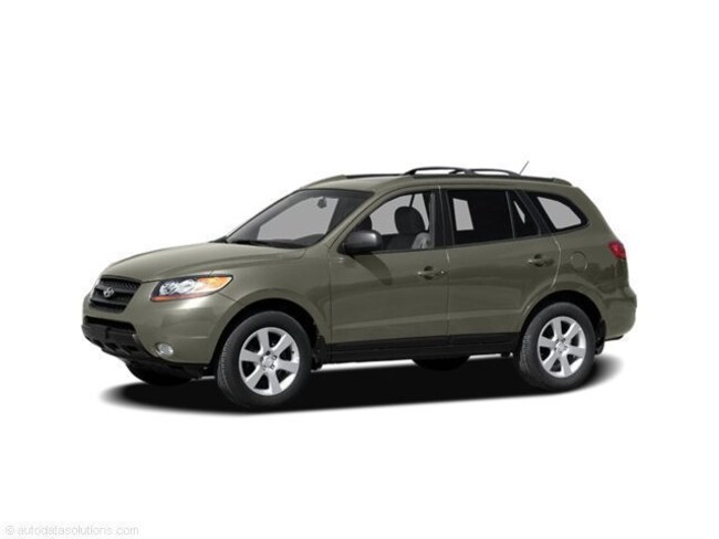 Pre-Owned 2009 Hyundai Santa Fe SE SUV for sale in Lima, OH