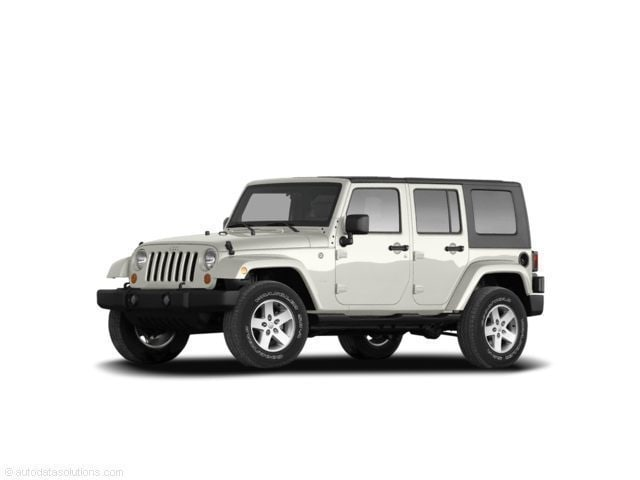 2009 Jeep Wrangler Unlimited Rubicon SUV