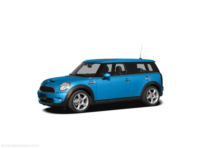 2009 MINI Cooper S Clubman Base Wagon