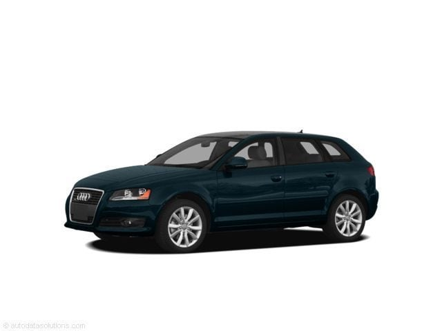 Used 2010 Audi A3 2.0T Premium w/PZEV (S tronic) Hatchback Sunnyvale, CA
