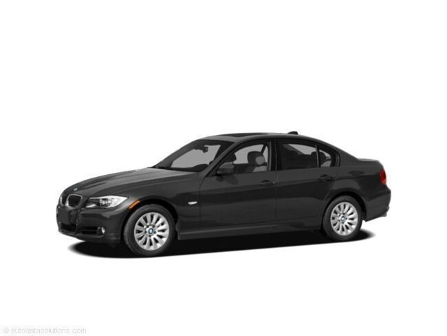 2010 BMW 328i xDrive 4dr Sdn 328i Xdrive AWD Sulev Car