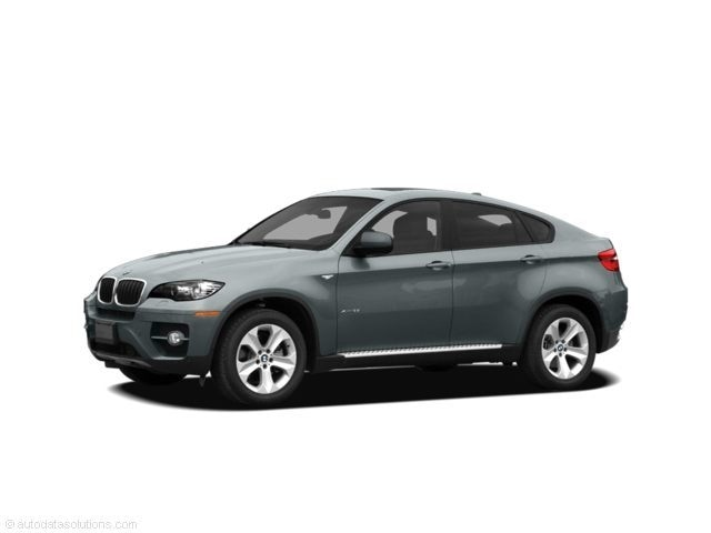 2010 BMW X6 xDrive50i Sports Activity Coupe