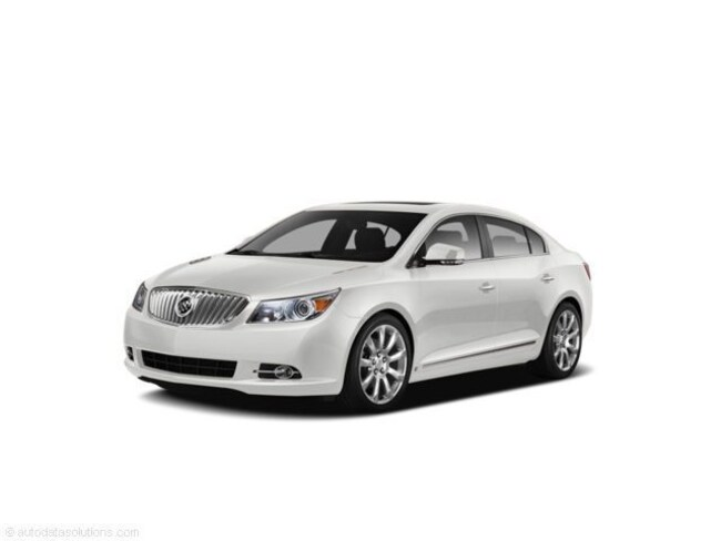 Used 2010 Buick LaCrosse CXL Sedan for sale in Cooperstown, ND