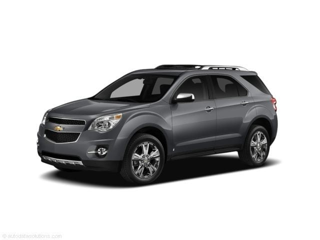 Used 2010 Chevrolet Equinox Sport Utility in the Greater St. Paul & Minneapolis Area