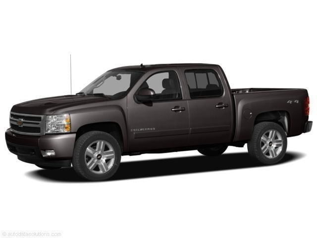 Used 2010 Chevrolet Silverado 1500 Crew Cab Pickup in the Greater St. Paul & Minneapolis Area