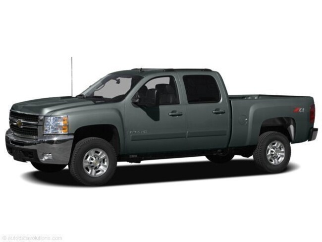 Used 2010 Chevrolet Silverado 2500HD LT Truck Crew Cab for sale in Cooperstown, ND
