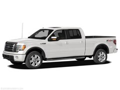 Used 2010 Ford F-150 Truck SuperCrew Cab for sale near Salt Lake City