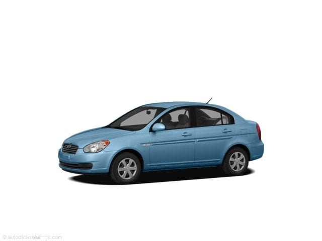 2010 Hyundai Accent GLS Sedan