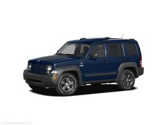 2010 Jeep Liberty Renegade SUV