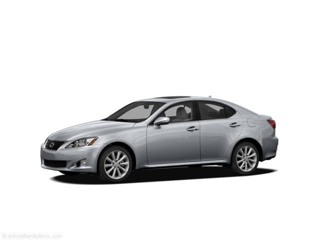 Used 2010 Lexus IS 250 Sedan for sale in the Boston MA area