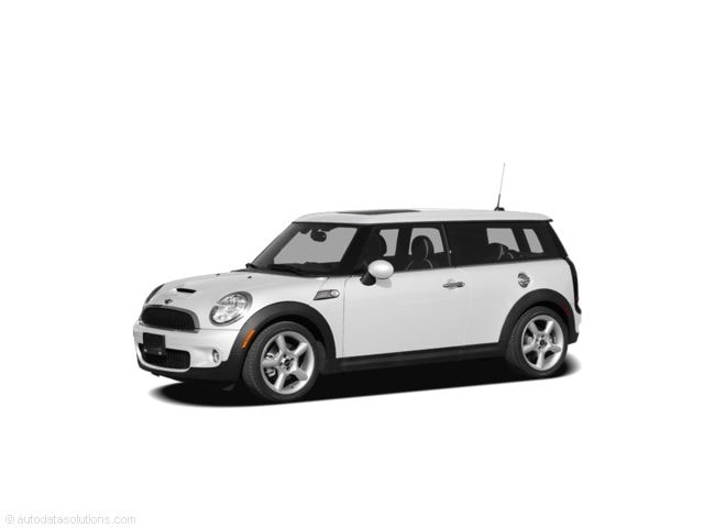 Used 2010 MINI Cooper Clubman Coupe in the Greater St. Paul & Minneapolis Area