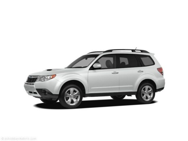 Used 2010 Subaru Forester 2.5X Premium Sport Utility for sale near Jersey City