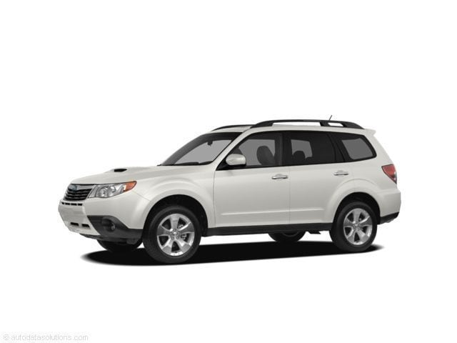 2010 Subaru Forester 2.5X Limited SUV