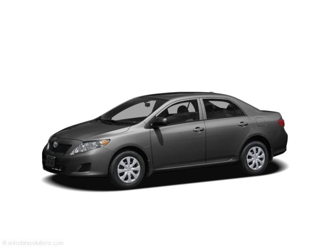 Used 2010 Toyota Corolla Sedan Minneapolis