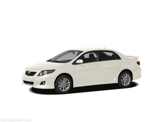 Used 2010 Toyota Corolla LE 4dr Sdn Auto  Natl Sedan near Los Angeles