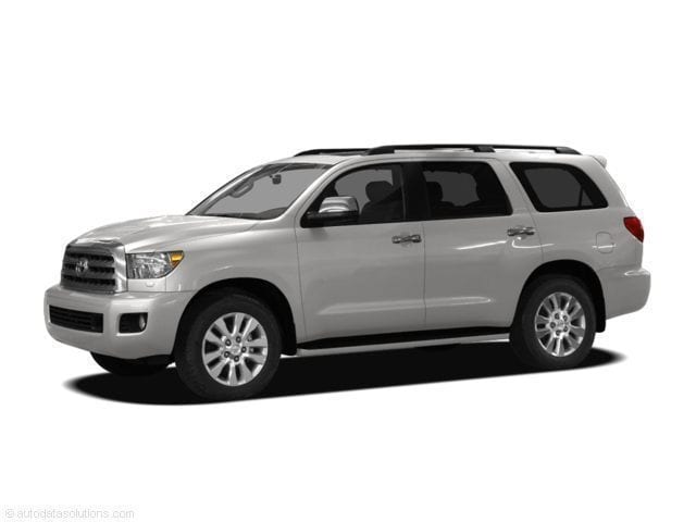 Used 2010 Toyota Sequoia SR5 4WD LTHR MOON Sport Utility in the Greater St. Paul & Minneapolis Area