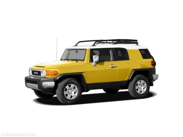 Used 2010 Toyota FJ Cruiser Sport Utility in the Greater St. Paul & Minneapolis Area