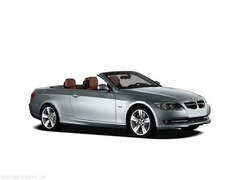 2011 BMW 335is 2dr Conv 335is Convertible