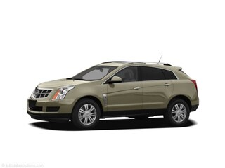2011 CADILLAC SRX Luxury Collection SUV