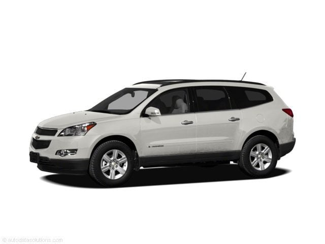 Used 2011 Chevrolet Traverse LTZ FWD 4dr SUV in Houston