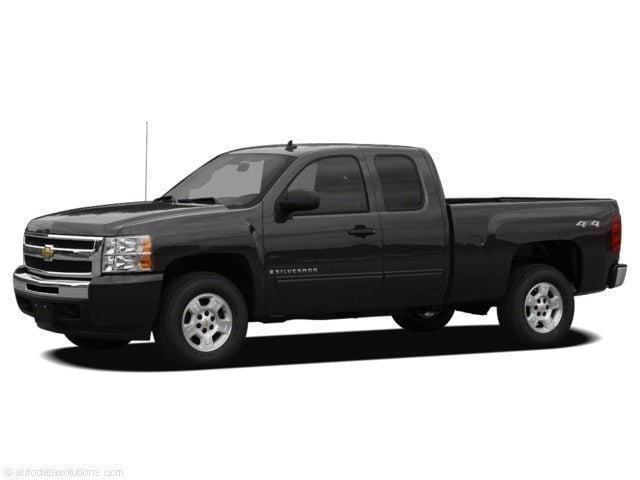 2011 Chevrolet Silverado 1500 4WD Ext Cab 143.5 LTZ Truck Extended Cab