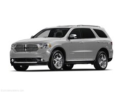 Used 2011 Dodge Durango Crew SUV 3645B for sale in Cooperstown, ND at V-W Motors, Inc.