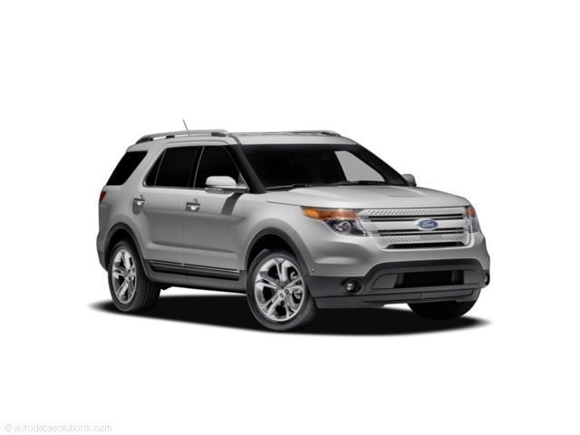 2011 Ford Explorer FWD 4dr Limited Sport Utility Vehicle