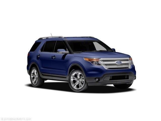 Used 2011 Ford Explorer Limited 4WD 4dr SUV in Houston