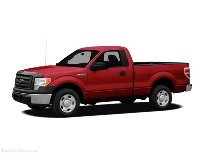2011 Ford F-150 XL RWD Regular Cab Pickup