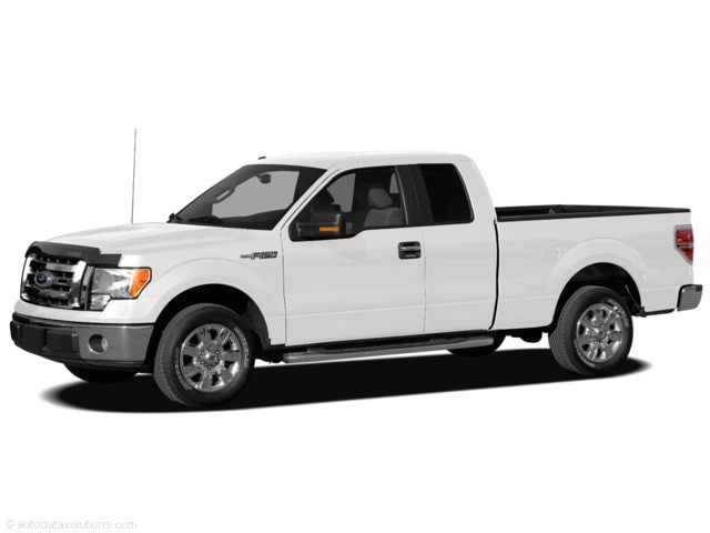 2011 Ford F-150 2WD Supercab Truck