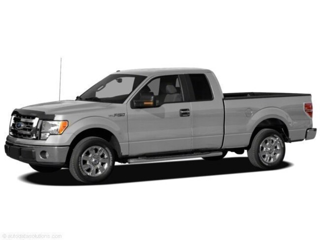 Used 2011 Ford F-150 XLT Extended Cab Truck in Beaverton