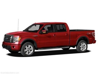 Used 2011 Ford F-150 SuperCrew D37356B in Yukon, OK