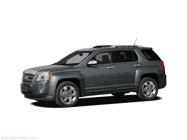 Used 2011 GMC Terrain SLT-2 Sport Utility in the Greater St. Paul & Minneapolis Area