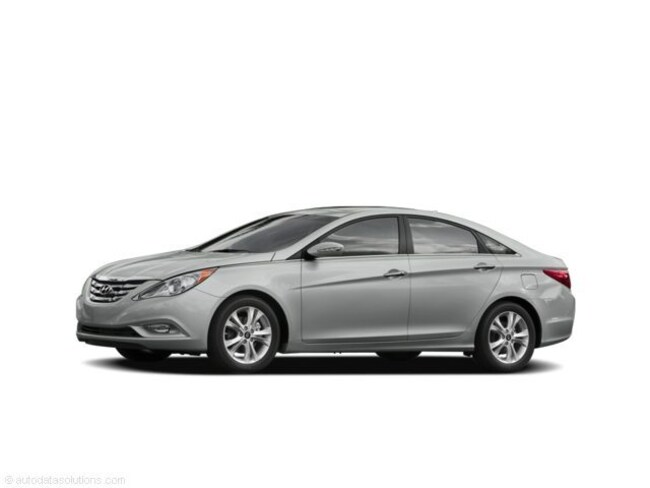 Pre-Owned 2011 Hyundai Sonata GLS Sedan for sale in Lima, OH