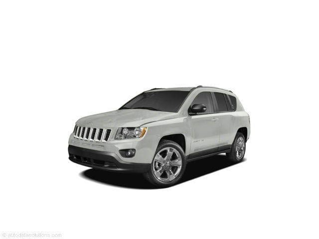 2011 Jeep Compass Base SUV [ED3, DAV, 26B-R, AJB, AGS] For Sale in Swanzey NH