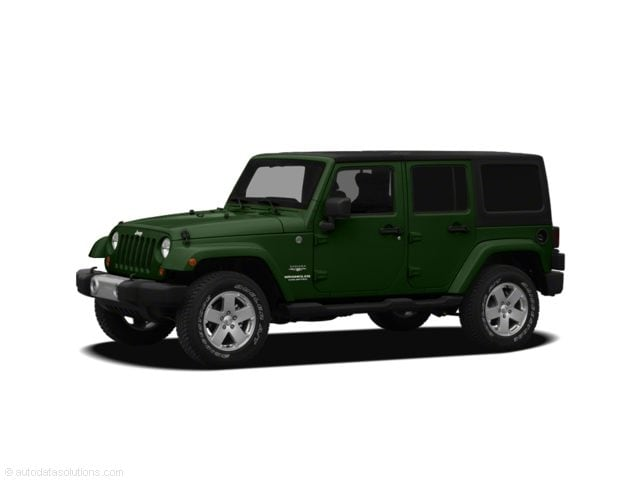 2011 Jeep Wrangler Unlimited 4x4 Sport SUV