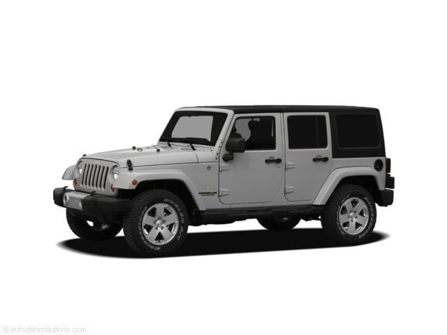 Used 2011 Jeep Wrangler Unlimited 70th Anniversary SUV in Denver