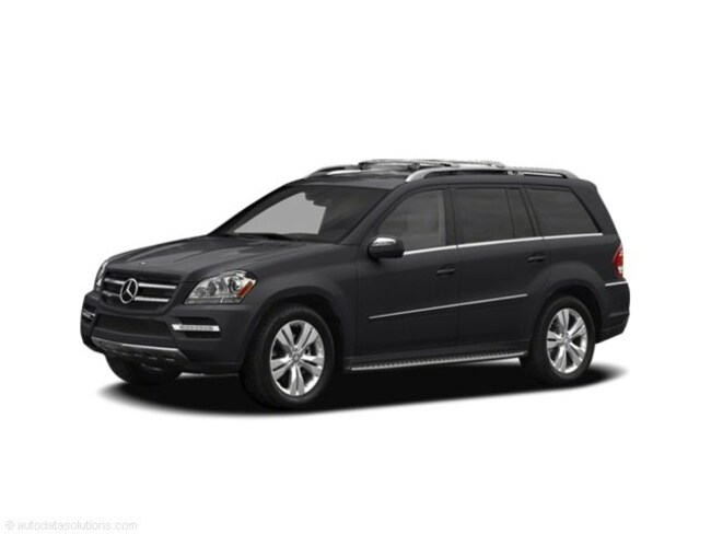 Pre-Owned 2011 Mercedes-Benz GL-Class GL350 SUV 4JGBF2FE4BA740939 For Sale in Boise, ID