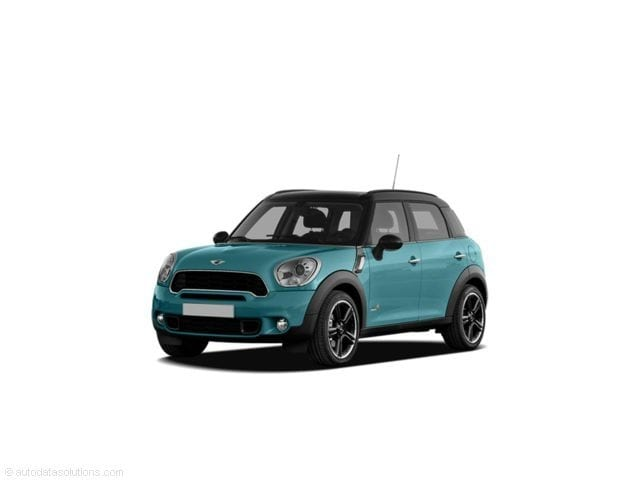2011 MINI Cooper S Countryman S SUV